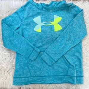 Under Armour Blue Hoodie Youth XL
